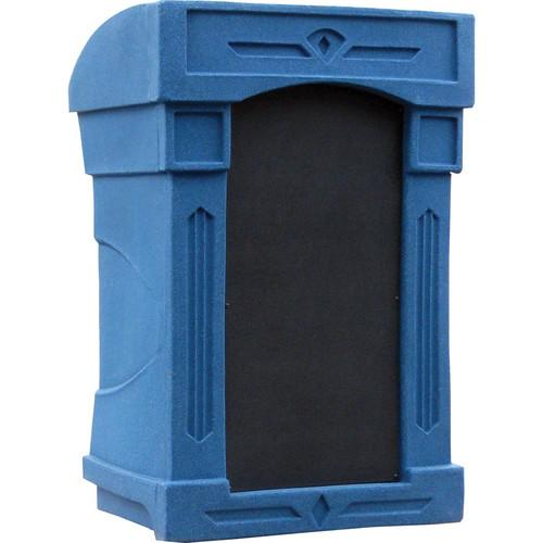 Summit Lecterns DaVinci Lectern (Blue Granite) SDVL10BL0