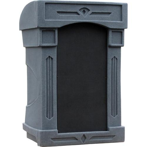 Summit Lecterns DaVinci Lectern (Gray Granite) SDVL10GG0