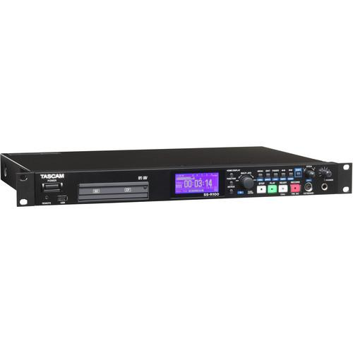 Tascam SS-R100 Solid State Digital Audio Recorder SS-R100
