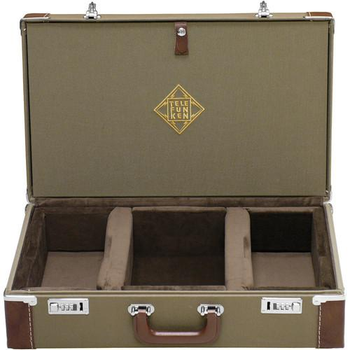 Telefunken Combination Locking Flight Case for an ELA M FC50S