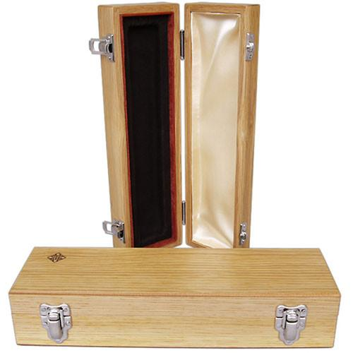 Telefunken WB10 Oak Microphone Box With Diamond Logo WB10