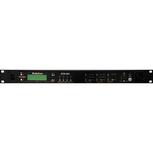 Telex BTR-800 2-Channel UHF Base Station F.01U.145.850