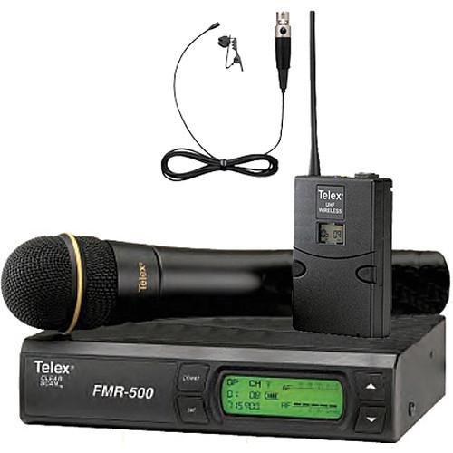Telex FMR-500 Wireless Microphone System F.01U.118.385