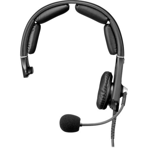 Telex MH-300 Single-Sided Headset with Quick F.01U.149.658