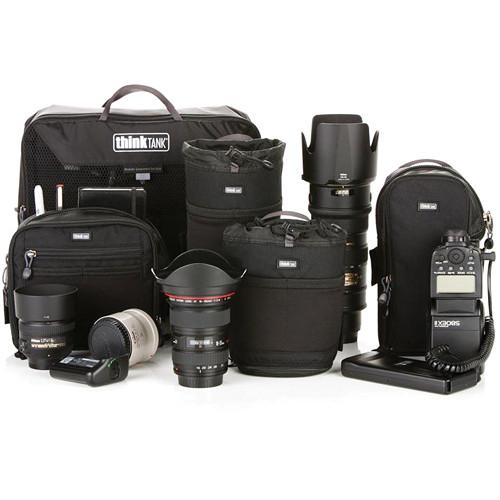 Think Tank Photo Modular Component Set V2.0 (Black) 321