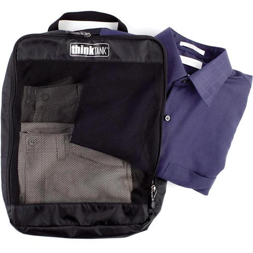 Think Tank Photo Travel Pouch - Large (Black) 984