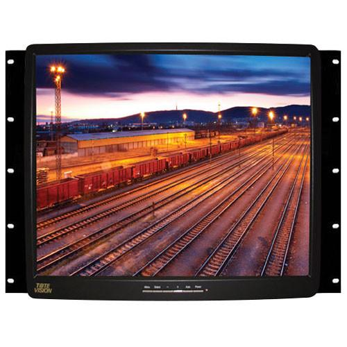 Tote Vision LED-1908HDR Rack Mount LCD Monitor LED-1908HDR