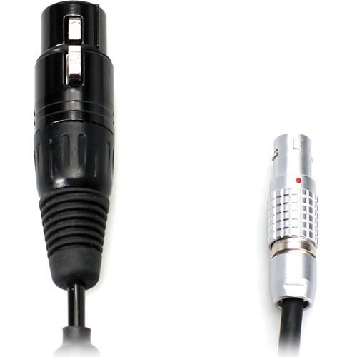Transvideo XLR4 Female to Fisher 11 Male Power Cable 906TS0015