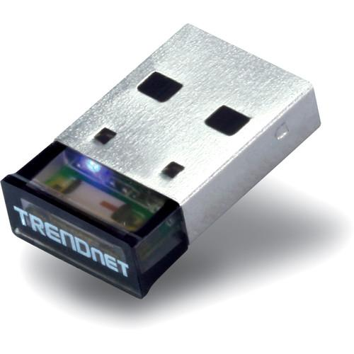 TRENDnet TBW-106UB Micro Bluetooth USB Adapter TBW-106UB