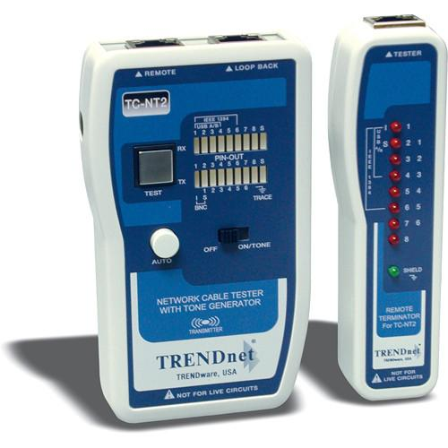 TRENDnet  TC-NT2 Network Cable Tester TC-NT2