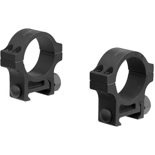 Trijicon AccuPoint Riflescope Rings 30mm Standard Steel TR107