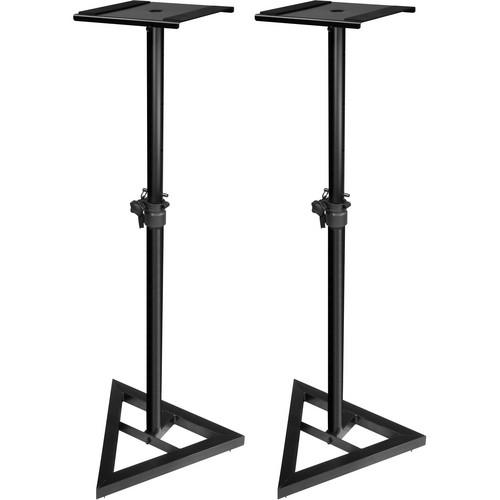 Ultimate Support JS-MS70 Studio Monitor Speaker Stands 17441