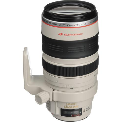 Used Canon EF 28-300mm f/3.5-5.6L IS USM Lens 9322A005AA