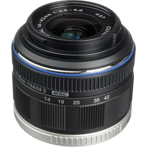 Used Olympus M. Zuiko Digital ED 14-42mm f/3.5-5.6 II 261511B