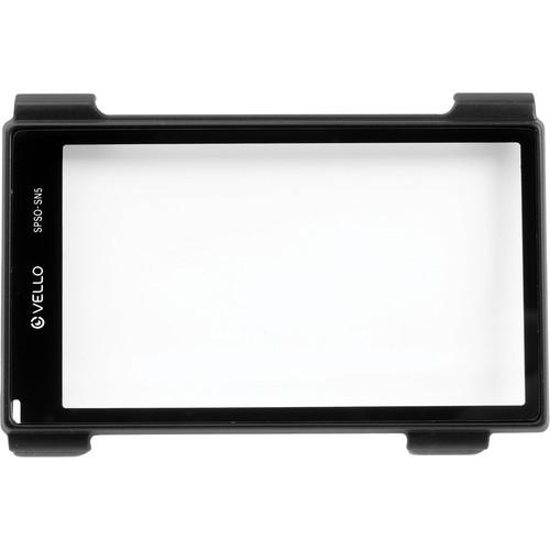 Vello Snap-On Glass LCD Screen Protector for Sony NEX-5 SPSO-SN5