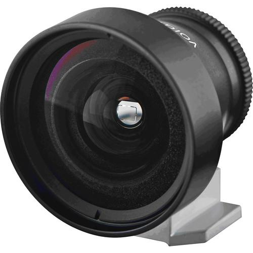 Voigtlander Viewfinder for 15mm Lens (Black Metal) DA407B