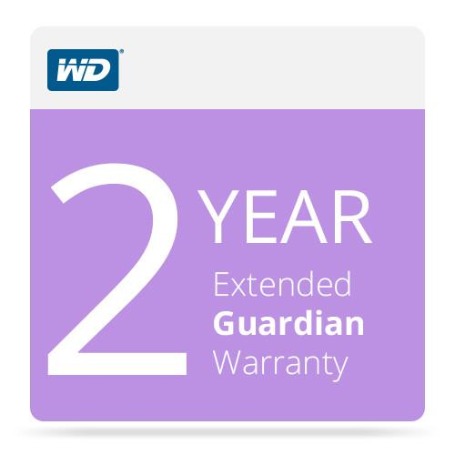 WD Guardian Extended Warranty for DX4000 WDBVMS0000NNC-NASN