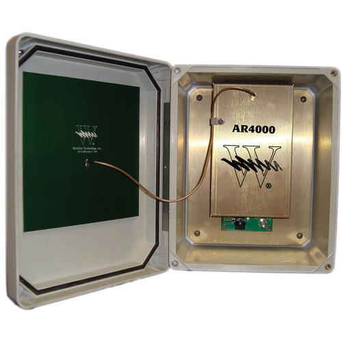 WTI Short-range Wireless Fixed Site Analog System AR4000