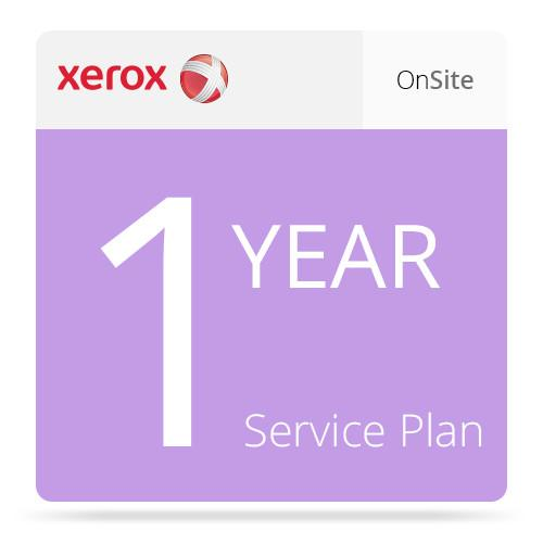 Xerox 1 Year On-Site Service For Phaser 4600/4620 E4600SA