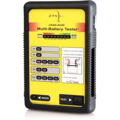 ZTS MBT-LA2 Lead Acid Multi-Battery Tester MBT-LA2