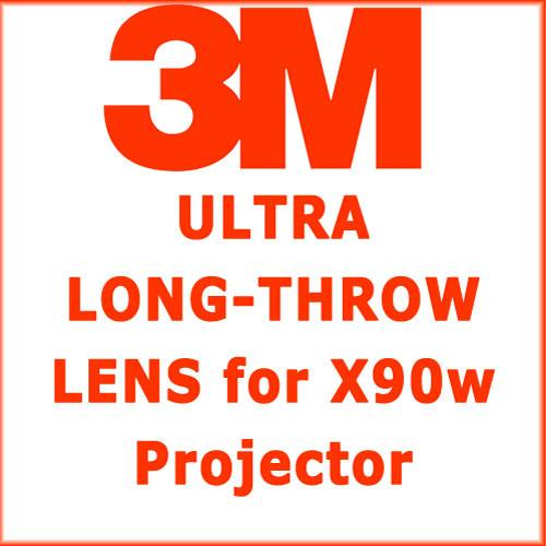 3M 63.5 - 117.4mm Ultra Long Throw Projection 78-6969-9892-7