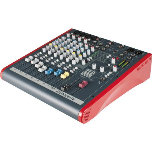 Allen & Heath ZED60-10FX - 6 Channel Mixer AH-ZED-60/10FX
