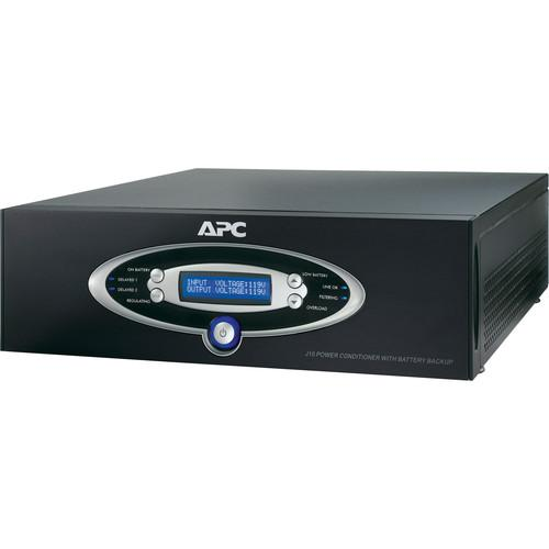 APC J15 Home Theater Power Conditioner & Battery J15BLK