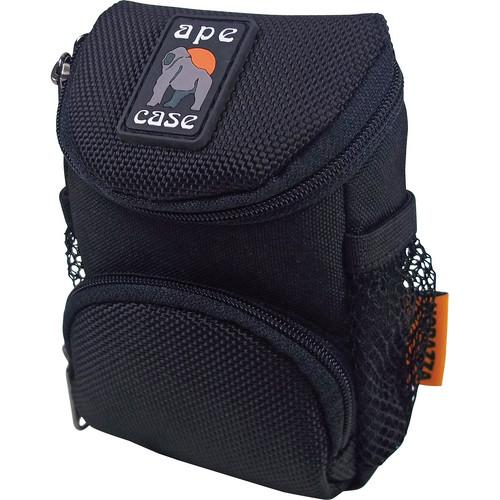 Ape Case AC159 Deluxe Mini Digital Camera Case (Black) AC159