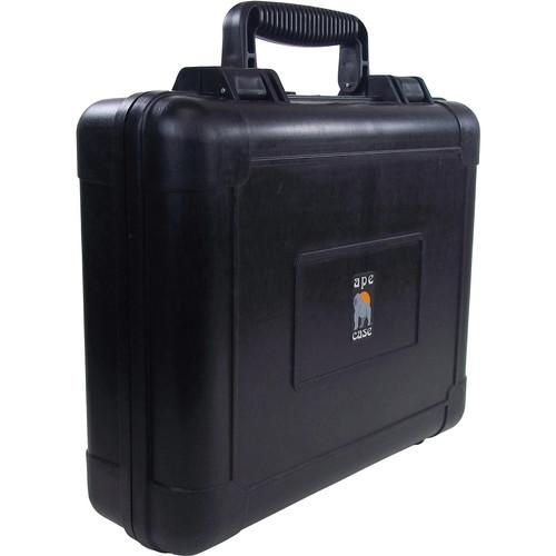 Ape Case ACWP6025 Compact Watertight Hard Case (Black) ACWP6025