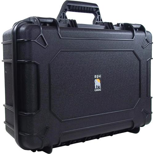 Ape Case ACWP6035 Medium Watertight Hard Case (Black) ACWP6035