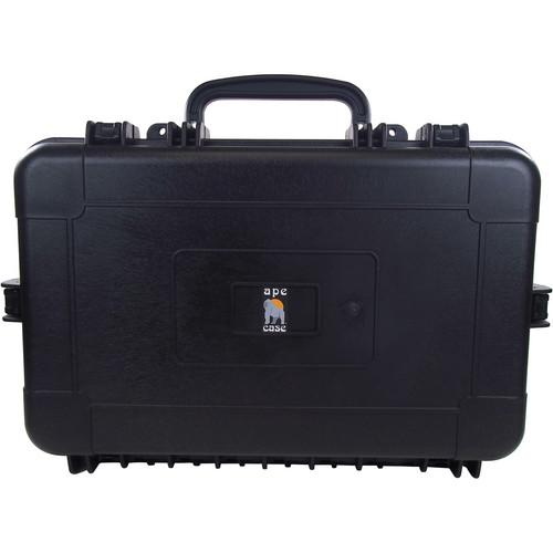 Ape Case ACWP6045 Large Watertight Hard Case (Black) ACWP6045