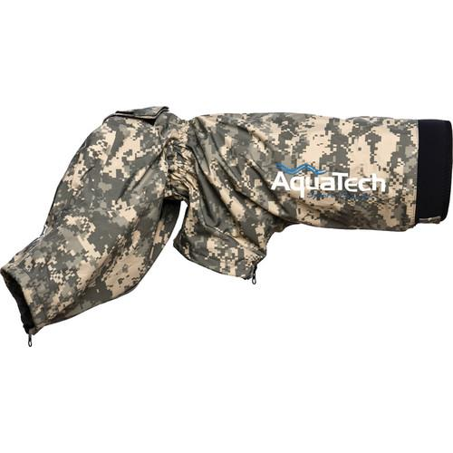 AquaTech SS-300 Sport Shield Rain Cover (Digi Camo) 1322