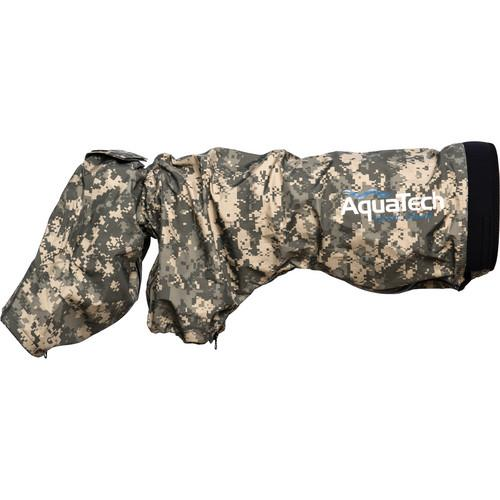 AquaTech SS-600 Sport Shield Rain Cover (Digi Camo) 1321