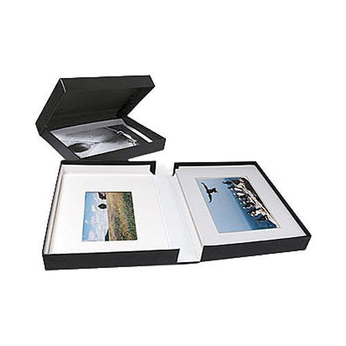 Archival Methods Onyx Portfolio Box - 14.25 x 18.25 x 10-126