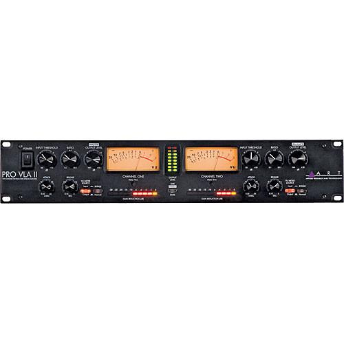ART High Performance Dual-Input Microphone Preamp/Compressor