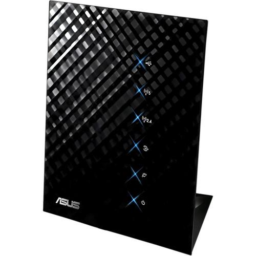 ASUS Dual Band Wireless-N Gigabit Router & Wireless-N USB