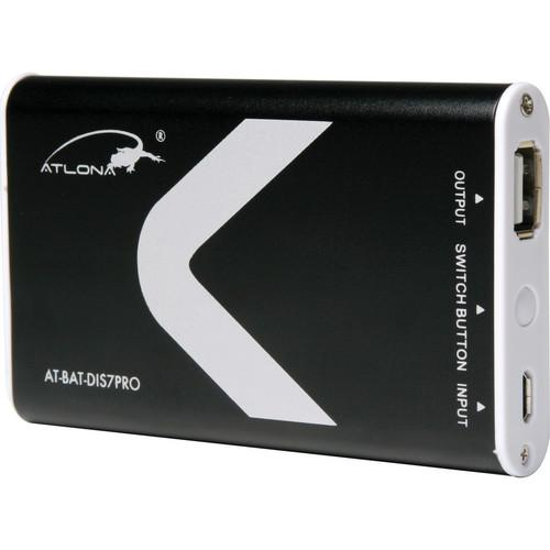 Atlona 5 Hour Portable Battery for AT-DIS7-PROHD AT-BAT-DIS7PRO