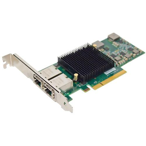 ATTO Technology FastFrame NT12 Dual Port 10GBASE-T FFRM-NT12-000