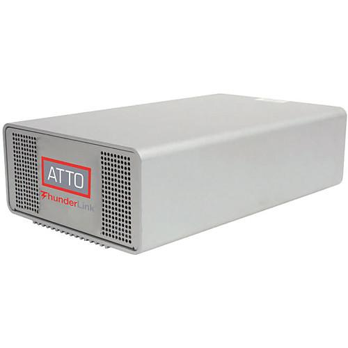 ATTO Technology ThunderLink NS 1101 (SFP ) 10 Gbps TLNS-1101-D00