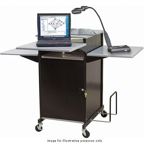 Balt Xtra Wide Presentation Cart, Model 27517 (Gray) 27517
