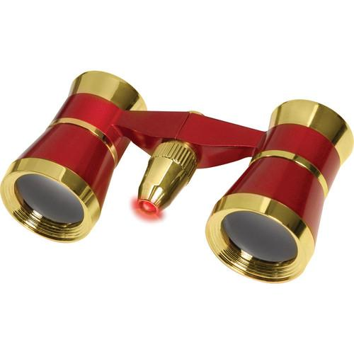 Barska 3x25 Blueline Opera Glasses with Light AB10286