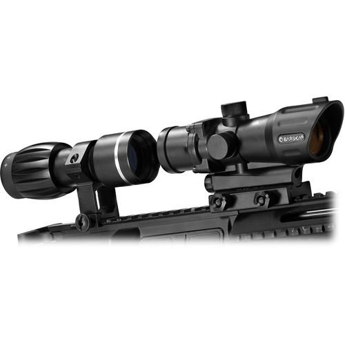 Barska AC11624 1x30mm M-16 Electro Sight with 3x30 AC11624
