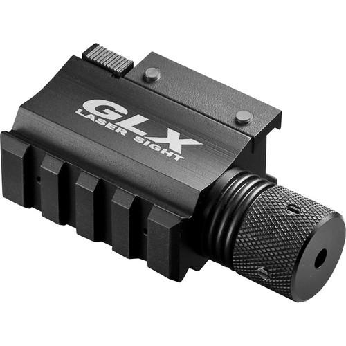Barska GLX Red Laser with Built-In Mount and Rail AU11406