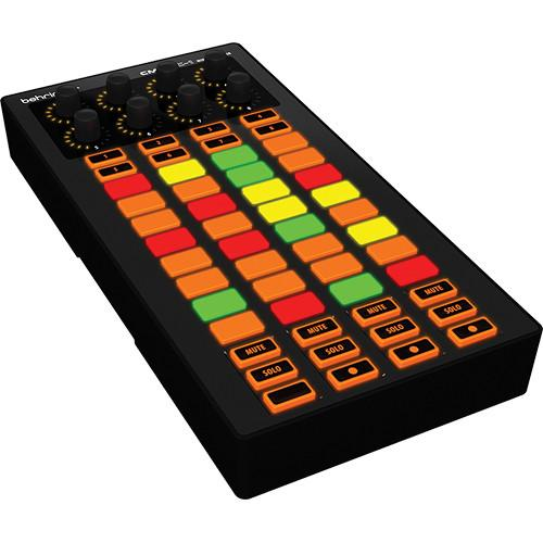 Behringer CMD LC-1 Trigger-Based MIDI Controller CMD LC-1