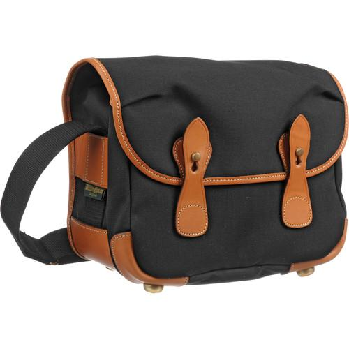 Billingham L2 Bag (Black with Tan Leather Trim) BI 501701