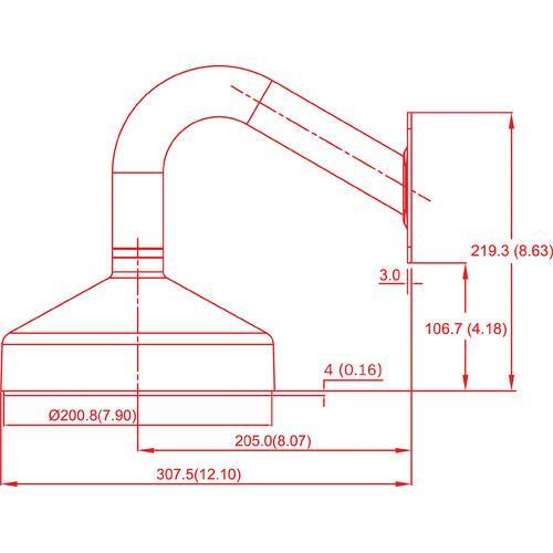 MOUNTING HARDWARE BOSCH User Manual