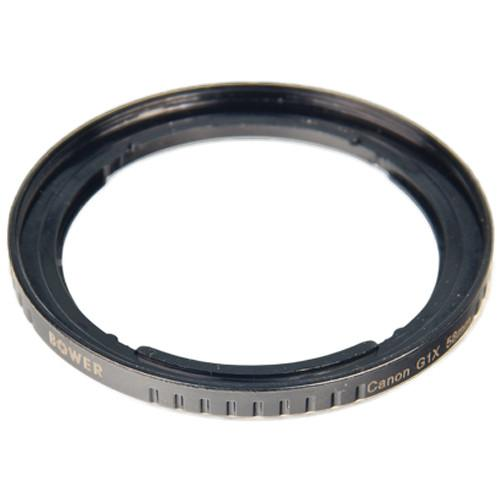 Bower Conversion Adapter Ring for Canon G1 X ACG1X58