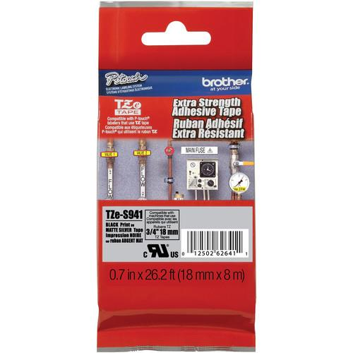 Brother HGES9415PK HGe Tape 5-Pack with Extra HGES9415PK