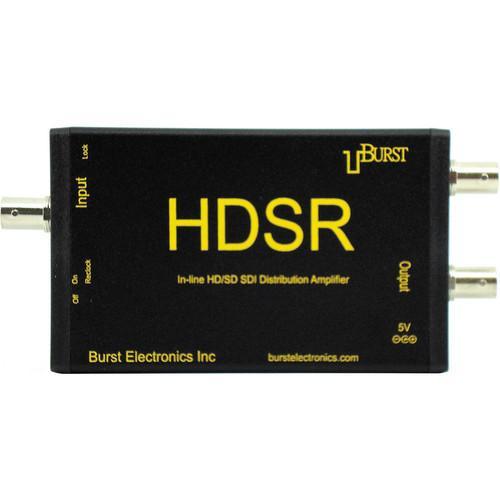 Burst Electronics HDSR HD/SD SDI 2-Output Distribution HDSR