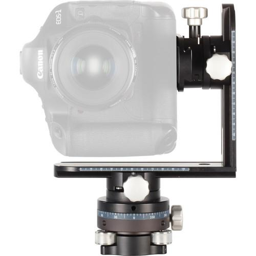 Cambo CLH-500 Panoramic Leveling Head with L-Bracket 99121500
